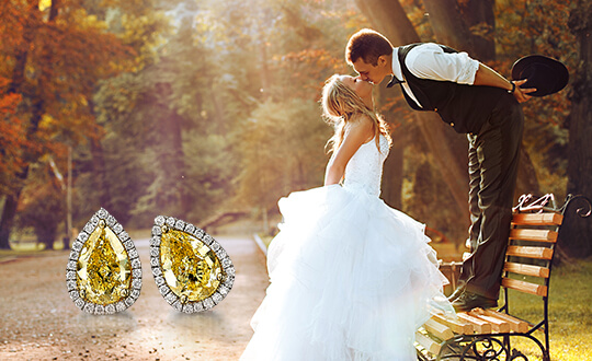 Must Have Earrings for Wedding Day | Shimansky